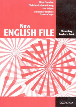 New English File Oxford Elementary Pdf